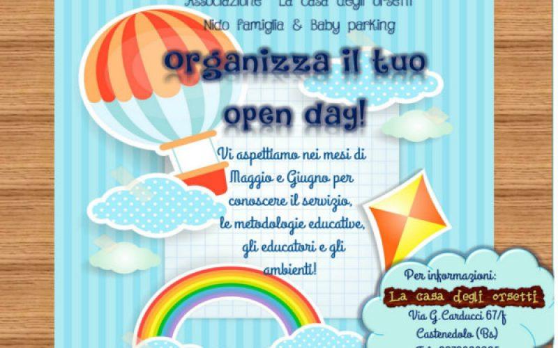 Open day La casa degli Orsetti