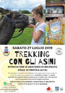Trekking con gli asini @ ritrovo oratorio Belprato | Lombardia | Italia