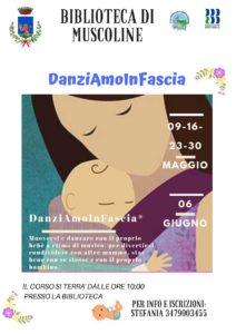 Danziamo in fascia a Muscoline @ Biblioteca di Muscoline | Chiesa | Lombardia | Italia