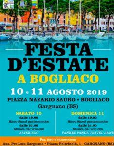 Bogliaco in festa @ Bogliaco | Bogliaco | Lombardia | Italia