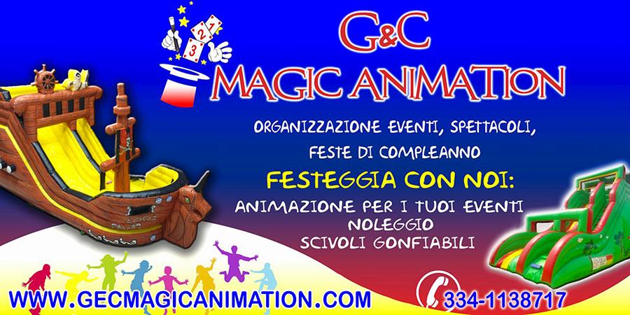 G&C Magic Animation