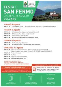 Festa di San Fermo a Sulzano @ Sulzano | Sulzano | Lombardia | Italia