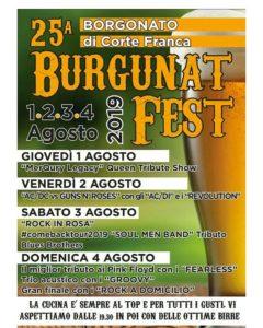 Burgunat Fest - Borgonato in festa @ Parrocchia S. Vitale Borgonato di Corte Franca | Italia