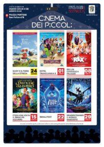 Cinema di piccoli @ piazza Portese | Lombardia | Italia