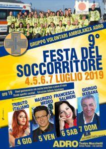 Festa del soccorritore @ area feste Adro | Adro | Lombardia | Italia