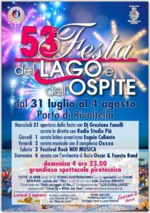 Festa del lago e dell'ospite @ porto Rivoltella | Lombardia | Italia