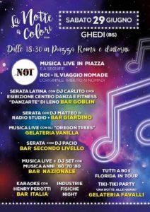 La notte dei colori @ Ghedi | Ghedi | Lombardia | Italia