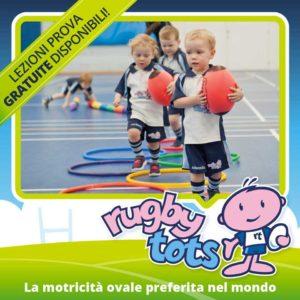 Open day RugbyTots @ vedi testo | Brescia | Lombardia | Italia