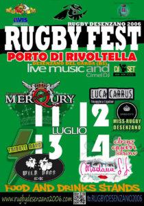 Rugby Fest @ CLASSIC ROCK BEACH CAFE' | Lombardia | Italia