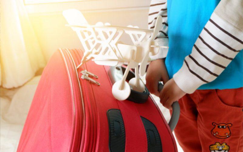 In vacanza con i bambini: l'attrezzatura indispensabile