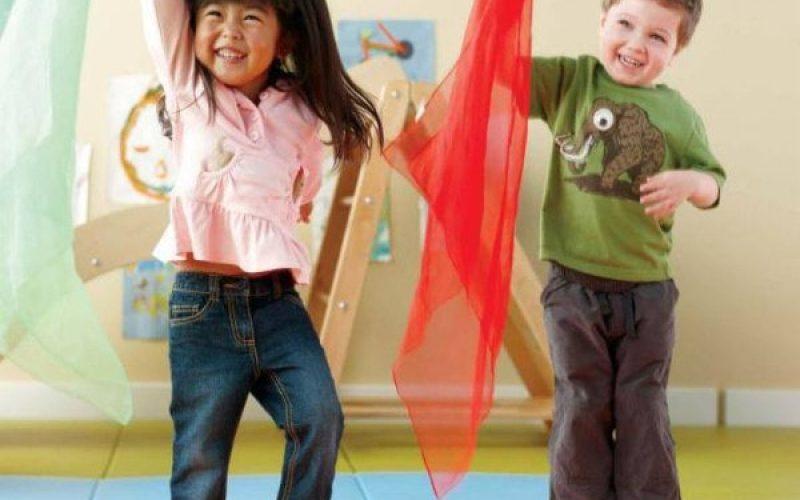 Danza creativa (3-6 anni)