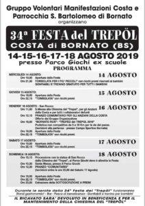 Festa del Trepol @ Costa di Bornato | Bornato | Lombardia | Italia
