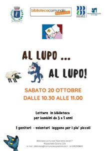 Letture per piccoli in biblioteca @ Biblioteca Borgosatollo | Borgosatollo | Italia
