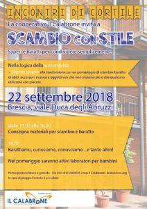 Scambio con stile @ Brescia | Brescia | Lombardia | Italia