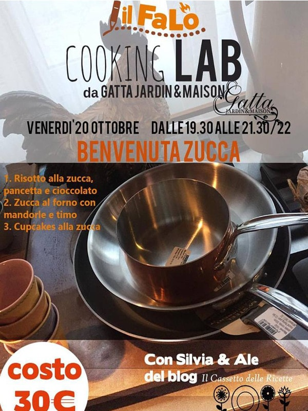 Benvenuta zucca @ Gatta jardin&Maison | Italia