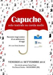 Capuche @ Manerbio - Area Feste | Manerbio | Lombardia | Italia