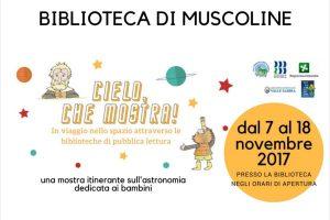 Cielo che mostra! A Muscoline @ Biblioteca di Muscoline | Chiesa | Lombardia | Italia