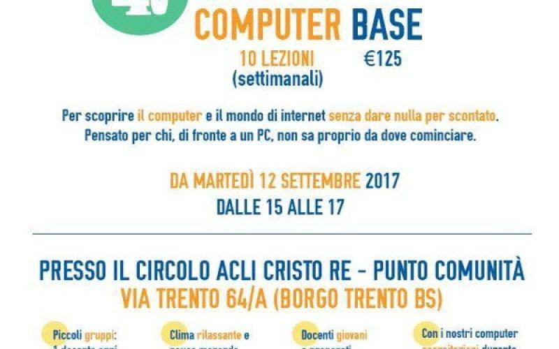 Corsi CLICK – Computer base