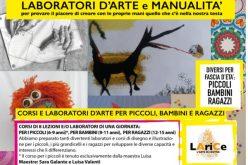 Laboratori creativi e artistici