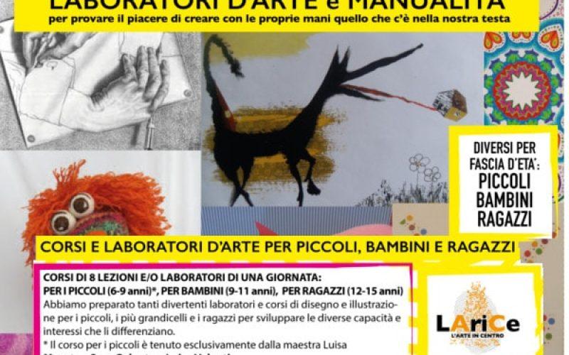 Ben noto Laboratori creativi e artistici | Bresciabimbi HY37