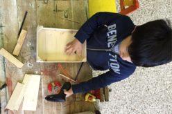 Falegnameria per bambini