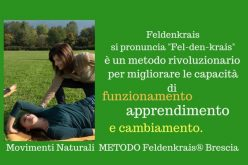 Metodo Feldenkrais – movimenti naturali