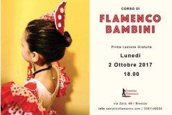 Corso di Flamenco per bambini