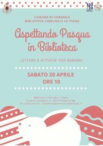 Pasqua in biblioteca a Vobarno @ Biblioteca Vobarno | Vobarno | Lombardia | Italia