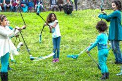 Giocoleria, Danza e prima Acrobatica (6-11 anni)