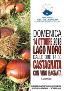 Castagnata a Darfo @ Lago Moro Darfo | Capo di Lago | Lombardia | Italia