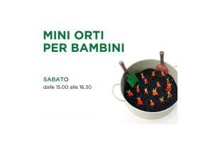 Mini orti per bambini @ Negozi Giustacchini Brescia e Roncadelle | Brescia | Lombardia | Italia