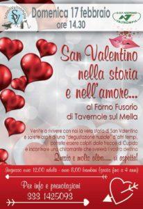 San Valentino al forno fusorio di Tavernole @ Forno Fusorio di Tavernole s/M | Tavernole sul Mella | Lombardia | Italia