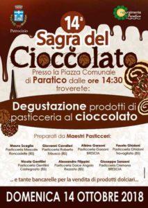 Sagra del cioccolato a Paratico @ Paratico | Paratico | Lombardia | Italia