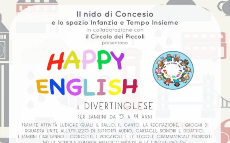 Divertinglese – Happy English