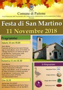 Festa di San Martino a Paitone @  località Marguzzo, nel comune di Paitone | Marguzzo | Lombardia | Italia