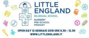 Open day Little England @ Little England Bilingual Preschool & Nursery | Brescia | Lombardia | Italia