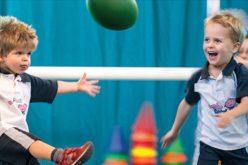 RUGBYTOTS – Corsi di motricità con la palla ovale