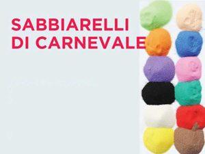 Corso di sabbiarelli di Carnevale @ Negozi Giustacchini  Brescia | Roncadelle | Lombardia | Italia