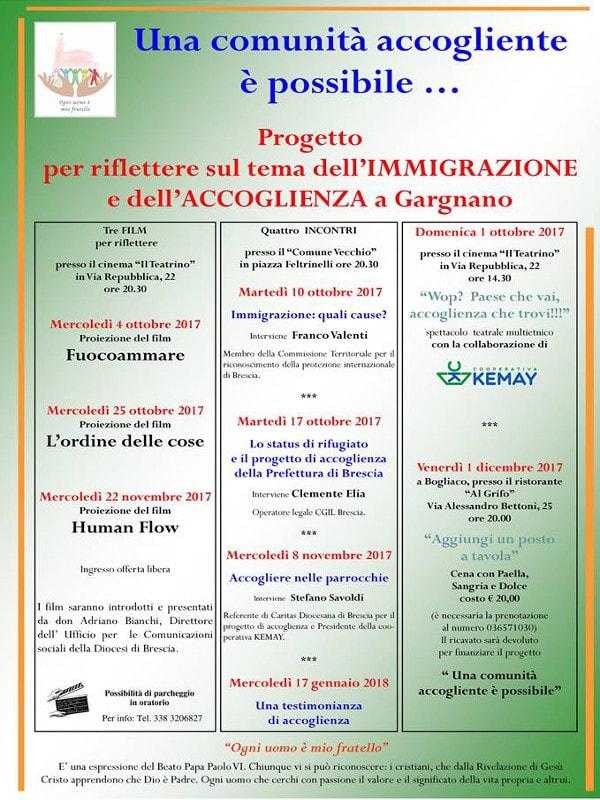 Una comunità accogliente @ Biblioteca di Gargnano | Gargnano | Lombardia | Italia