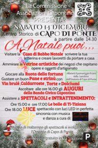 A Natale puoi... a Capo di Ponte @ Capo di Ponte | Capo di Ponte | Lombardia | Italia