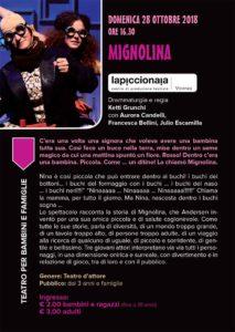 Mignolina @ Teatro S.Filippo Neri Darfo | Darfo Boario Terme | Lombardia | Italia