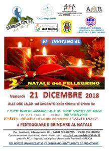 Il Natale del Pellegrino @ sagrato chiesa Cristo Re | Brescia | Lombardia | Italia