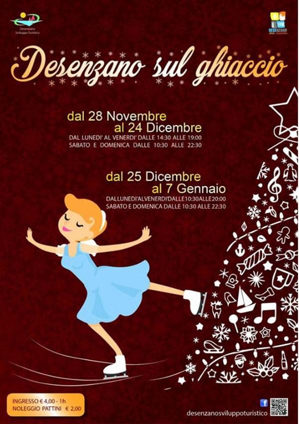 Desenzano sul ghiaccio @ Desenzano | Desenzano del Garda | Lombardia | Italia