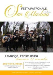 Festa patronale di San Martino @ Levrange Pertica Bassa   Levrange   Lombardia   Italia