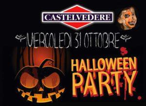 Halloween Party Castelvedere @ Spaccio Castelvedere Casegnato | Lombardia | Italia