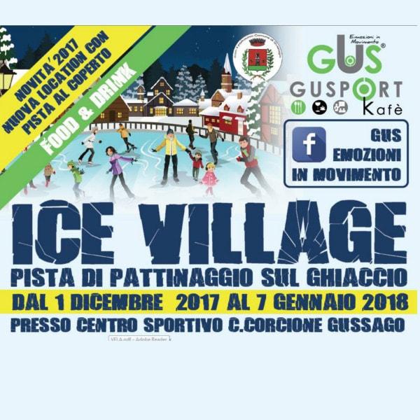 Ice Village Gussago @ Centro Sportivo Corcione Gussago | Gussago | Lombardia | Italia