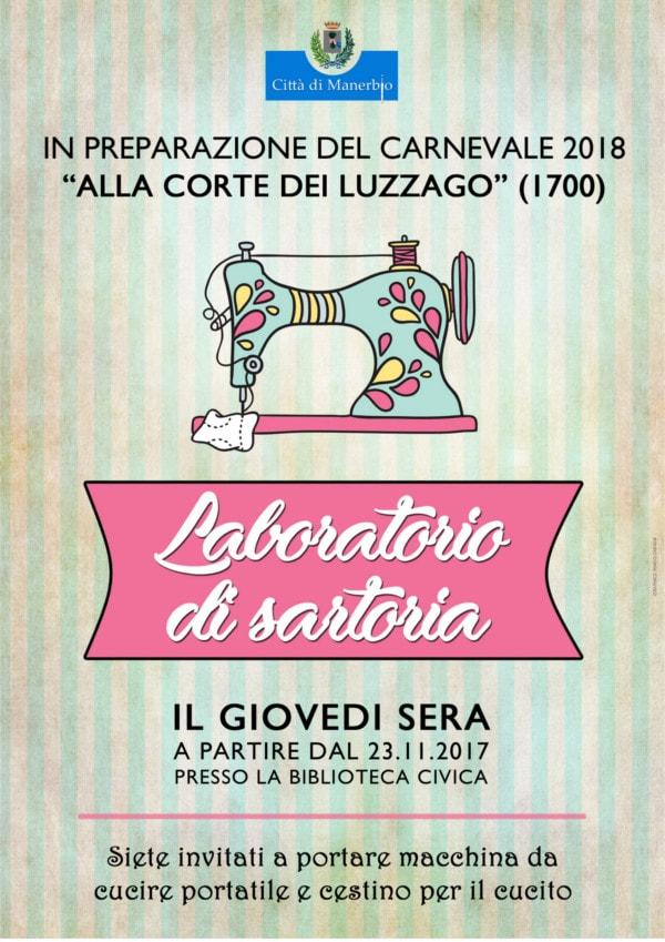Laboratorio di sartoria @ Biblioteca Manerbio | Manerbio | Lombardia | Italia