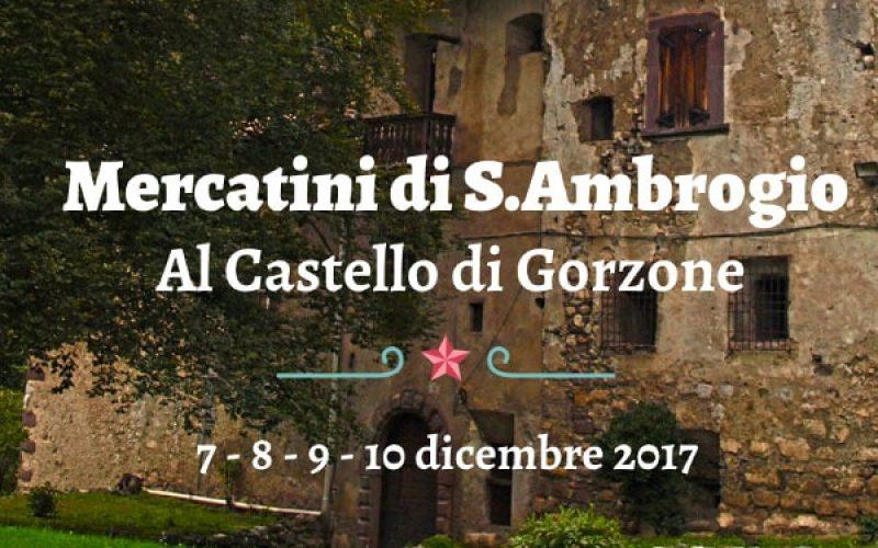Mercatini di S. Ambrogio al Castello di Gorzone
