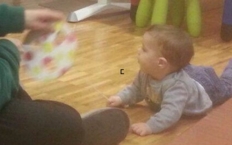 Primo anno di vita: incontri per bambini e neomamme