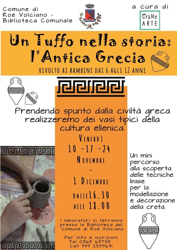 Un tuffo nella storia @ Biblioteca Roè Volciano | Lombardia | Italia